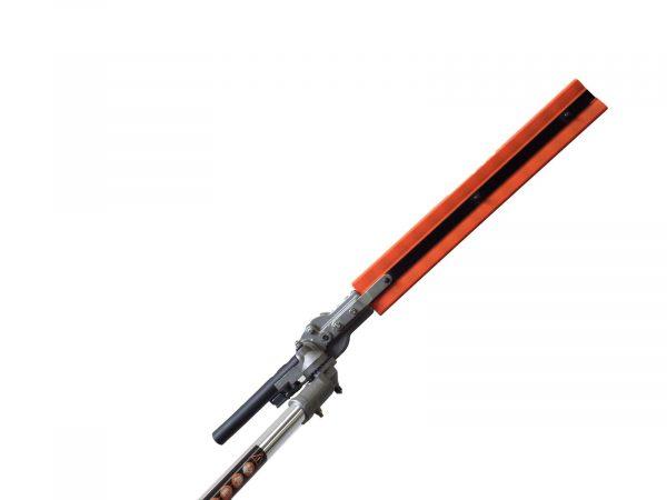 eSkde Universal Articulating Hedge Trimmer Cutter attachment 9 Spline 180 degrees