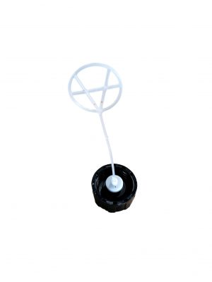 New Replacement Fuel Cap For Eskde EB430 Leaf Blower Similar Models Such As Cobra