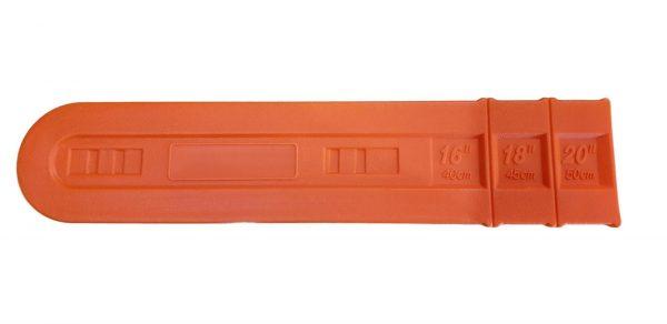 "16"" 18"" 20"" Chainsaw Bar Cover Scabbard Orange"