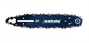eSkde Pruner Blade And Chain And Cover For ESMT4 Model