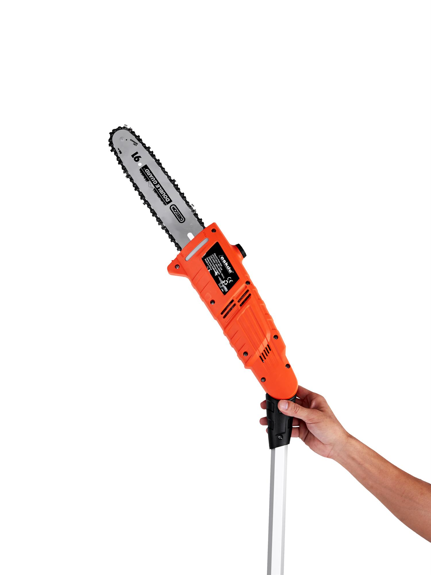 Electric Chainsaw Long Reach Pole Pruner 10 Quot Multi Angle
