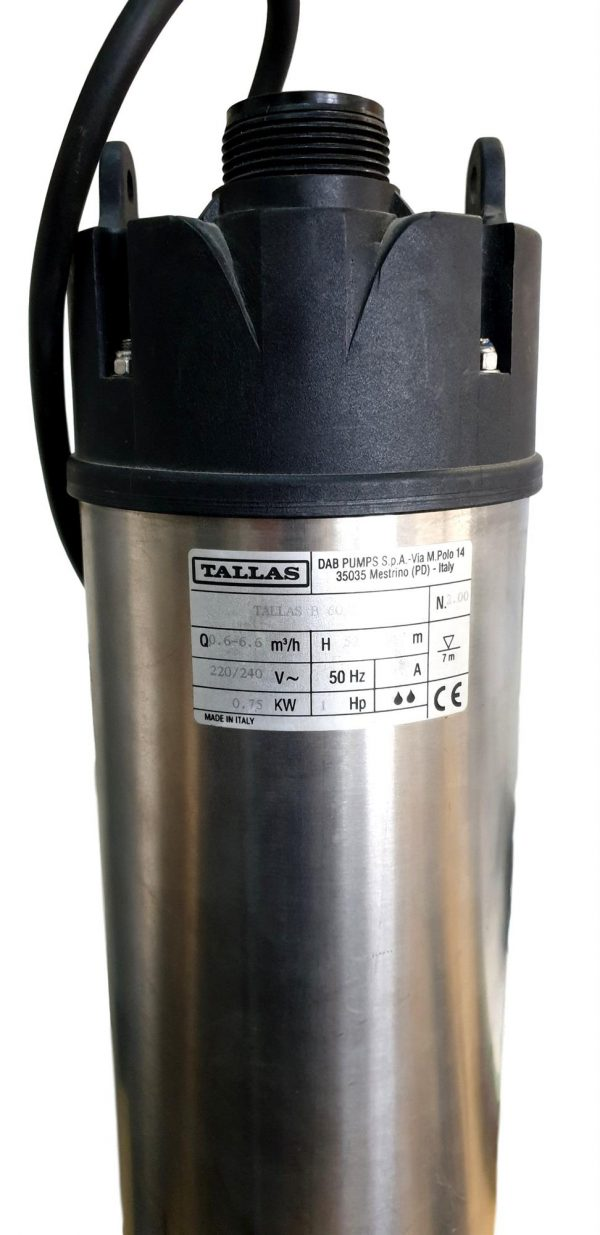 DIPRA TALLAS B60/5 Submersible Water Pump