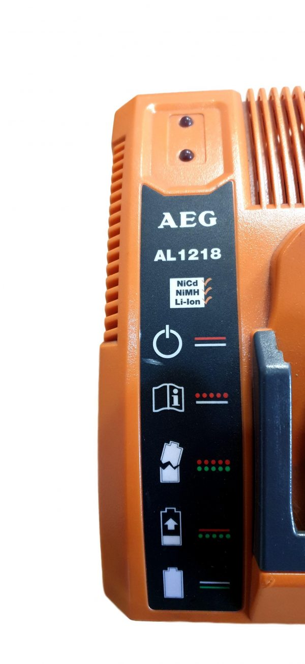 AEG AL1218 Battery Fast Charger